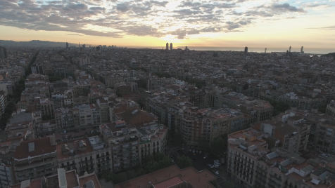 Barcelona: Aerial 6