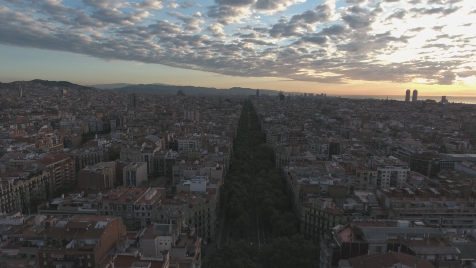 Barcelona: Aerial 9