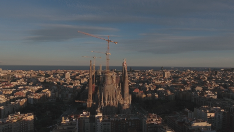 Barcelona: Aerial 15