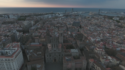 Barcelona: Aerial 16