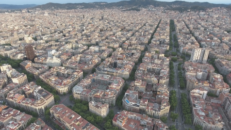 Barcelona: Aerial 18