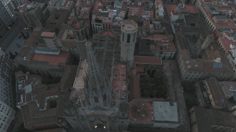 Barcelona: Aerial 19