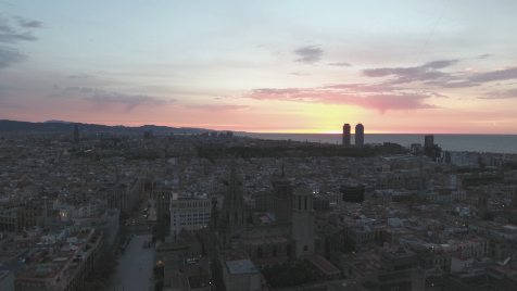 Barcelona: Aerial 23