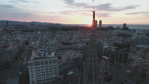 Barcelona: Aerial 24