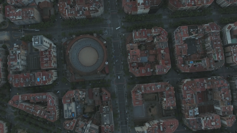 Barcelona: Aerial 25