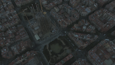 Barcelona: Aerial 30