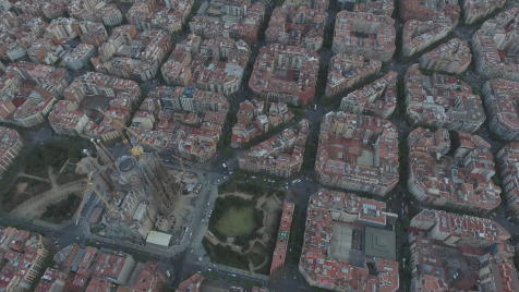 Barcelona: Aerial 31