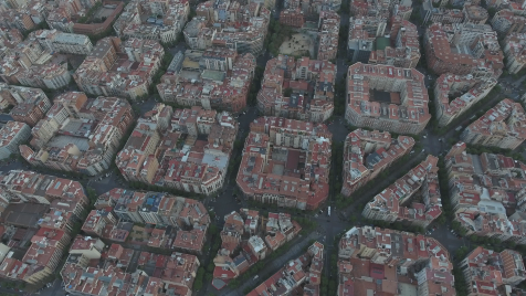 Barcelona: Aerial 32