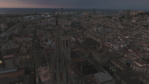 Barcelona: Aerial 35