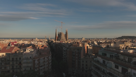 Barcelona: Aerial 36