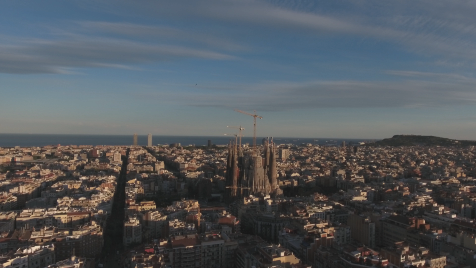 Barcelona: Aerial 37