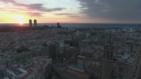 Barcelona: Aerial 42