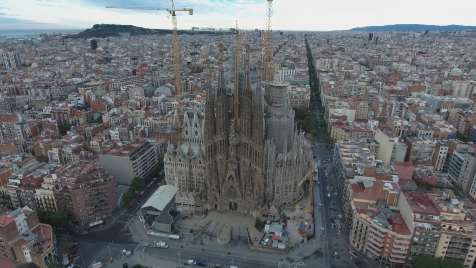 Barcelona: Aerial 43