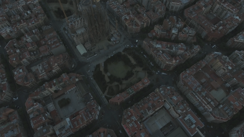 Barcelona: Aerial 44