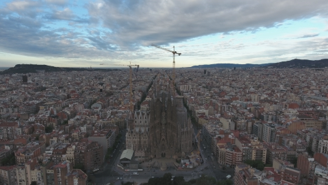 Barcelona: Aerial 45