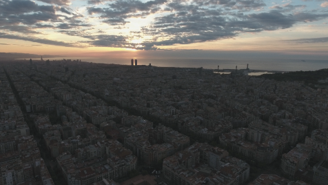 Barcelona: Aerial 51