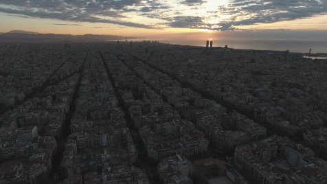 Barcelona: Aerial 52