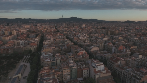 Barcelona: Aerial 55