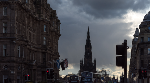 Edinburgh: Time-lapse 3