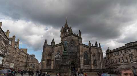Edinburgh: Time-lapse 5