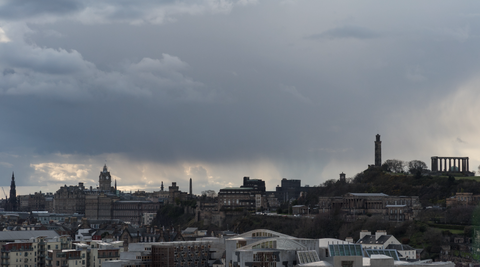 Edinburgh: Time-lapse 6