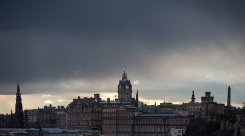 Edinburgh: Time-lapse 7