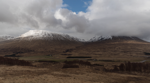 Scottish Highlands: Time-lapse 1