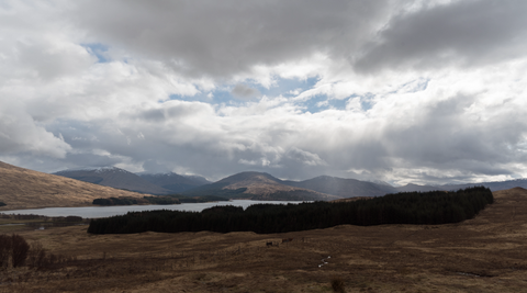 Scottish Highlands: Time-lapse 2