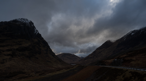 Scottish Highlands: Time-lapse 4
