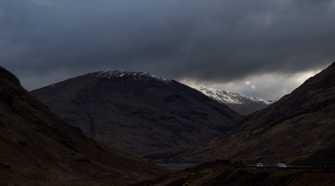 Scottish Highlands: Time-lapse 5