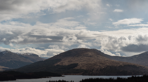 Scottish Highlands: Time-lapse 6