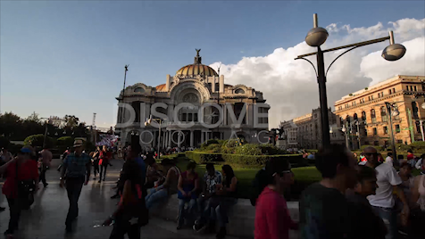Mexico City: Time-lapse 1