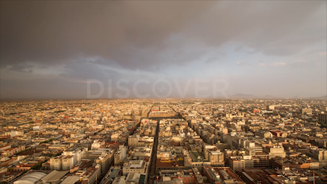 Mexico City: Time-lapse 2