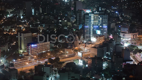 Mexico City: Time-lapse 4