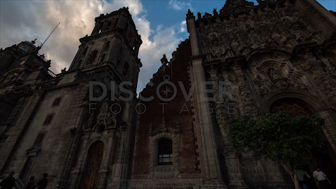 Mexico City: Time-lapse 5