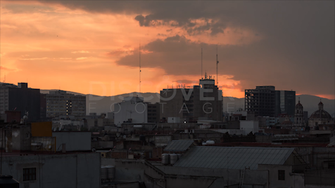 Mexico City: Time-lapse 6