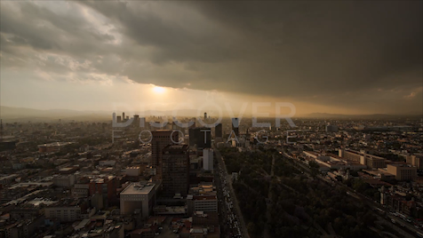 Mexico City: Time-lapse 7