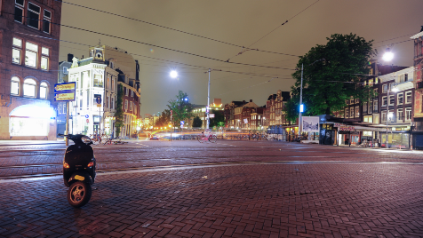Amsterdam: Time-lapse 2