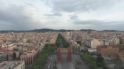Barcelona: Aerial 57