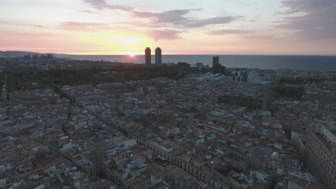 Barcelona: Aerial 59