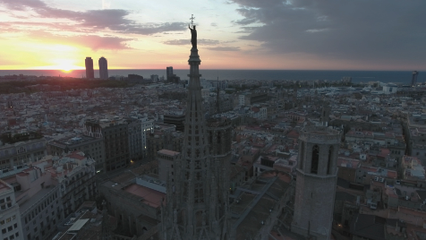 Barcelona: Aerial 60