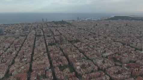 Barcelona: Aerial 61
