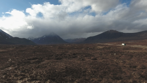 Scottish Highlands: Aerial 6