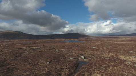 Scottish Highlands: Aerial 7