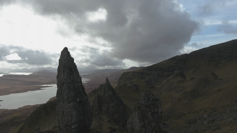 Scottish Highlands: Aerial 19
