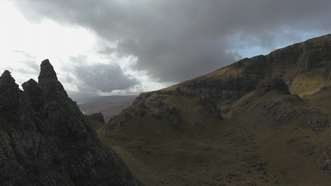 Scottish Highlands: Aerial 23