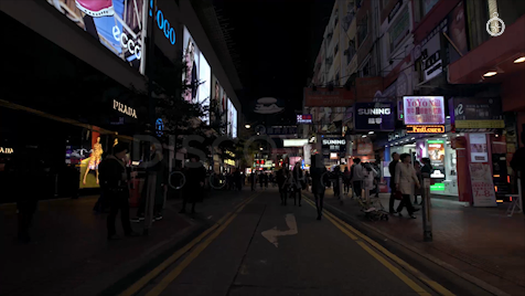 Hong Kong: B-Roll 167