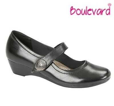 Boulevard Ladies Formal Shoes 027