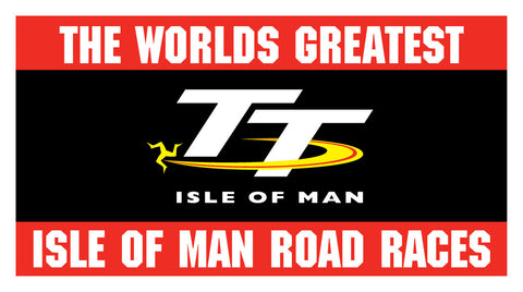 Official Isle of Man TT Bath Towel