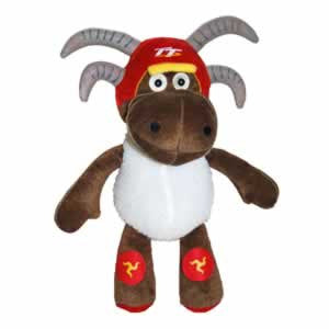 Official Isle of Man TT Mascot Soft Toy Ramsey